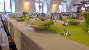27.9.2014 jsme hostili další svatbu