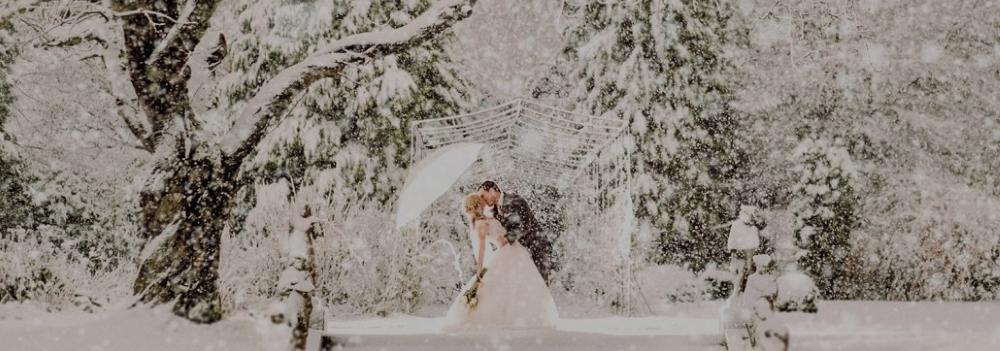 Zimní svatba all inclusive 69.900,- Kč