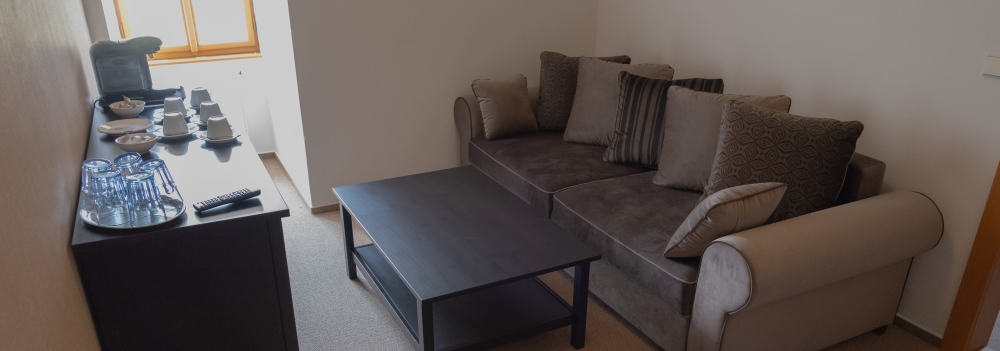 Nový apartmán až pro šest osob